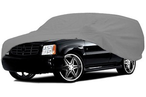 Geekay® Ford Endeavour Water Resistant Car Cover