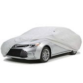 Geekay® Mahindra Commander Canvas Car Cover